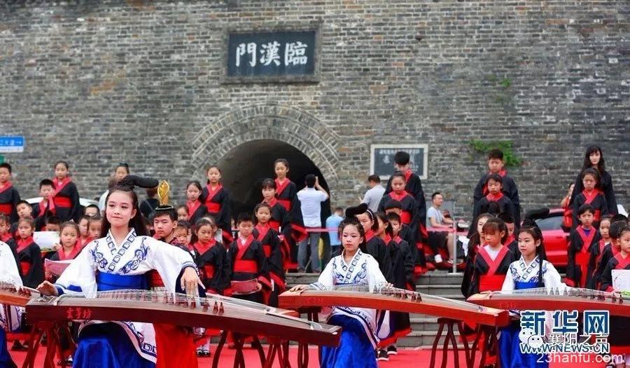 """第四届""""端午节汉江祭拜诵读""""系列活动在襄阳顺利举行"""