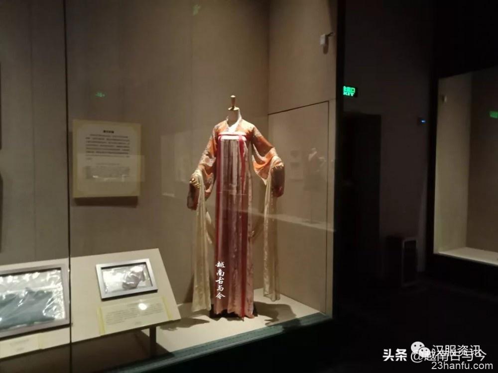 广东省博梦回大唐展:重现盛唐华丽衣冠,历史上最美丽的汉服