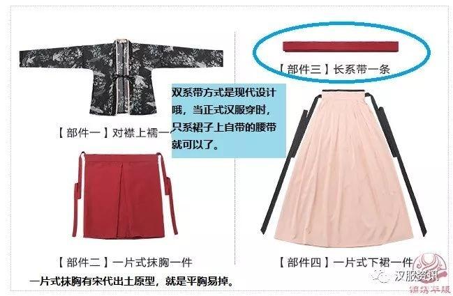 网上高销量汉服的真假错误?新人买汉服排雷特辑——第三弹!