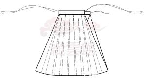 襦裙、上衣制作