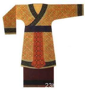 中国古代服饰文化(下)
