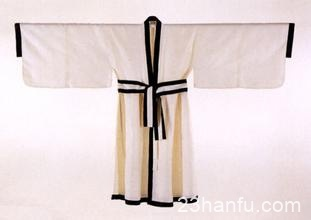 汉服款式和礼仪